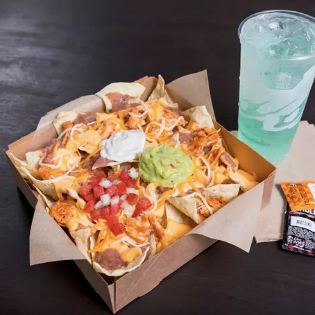 Taco Bell's New Grande Nachos Box Is Just $5