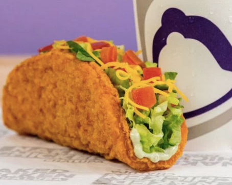 "Taco Bell's Naked Chicken Chalupa Is Back, With A ""Wild"" Sauce That Makes It Totally Worth The Wait"