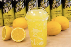 Taco Bell Spiked Lemonade Freeze 2017
