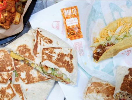 Taco Bell's Oatrageous Taco Has 'Meat' Made From—You Guessed It—Oats