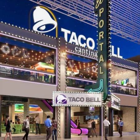 The Downtown Taco Bell Cantina is Back on Track