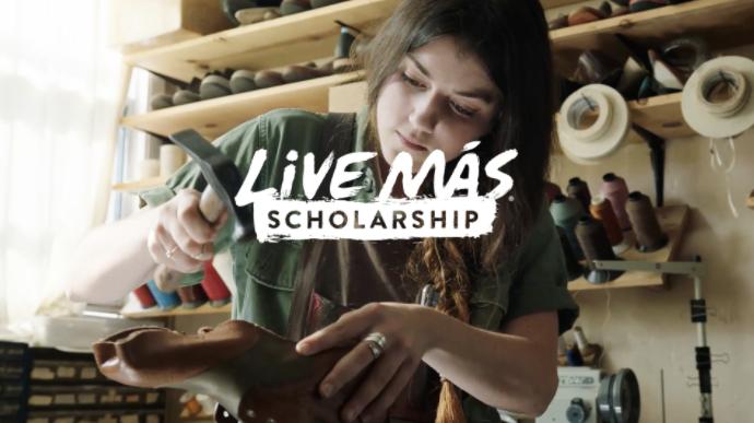 live mas scholarship taco bell