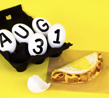 Naked Egg Taco Coming to Taco Bell on August 31st