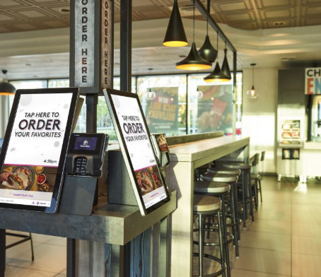Taco Bell Kiosks Win 2019 Best Restaurant ICX
