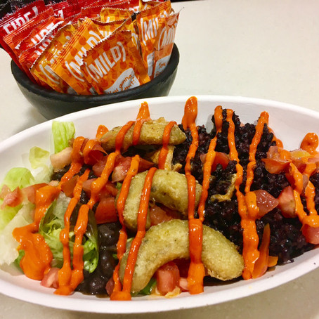 Another Taco Bell first: Introducing the Forbidden Bowl and Burrito