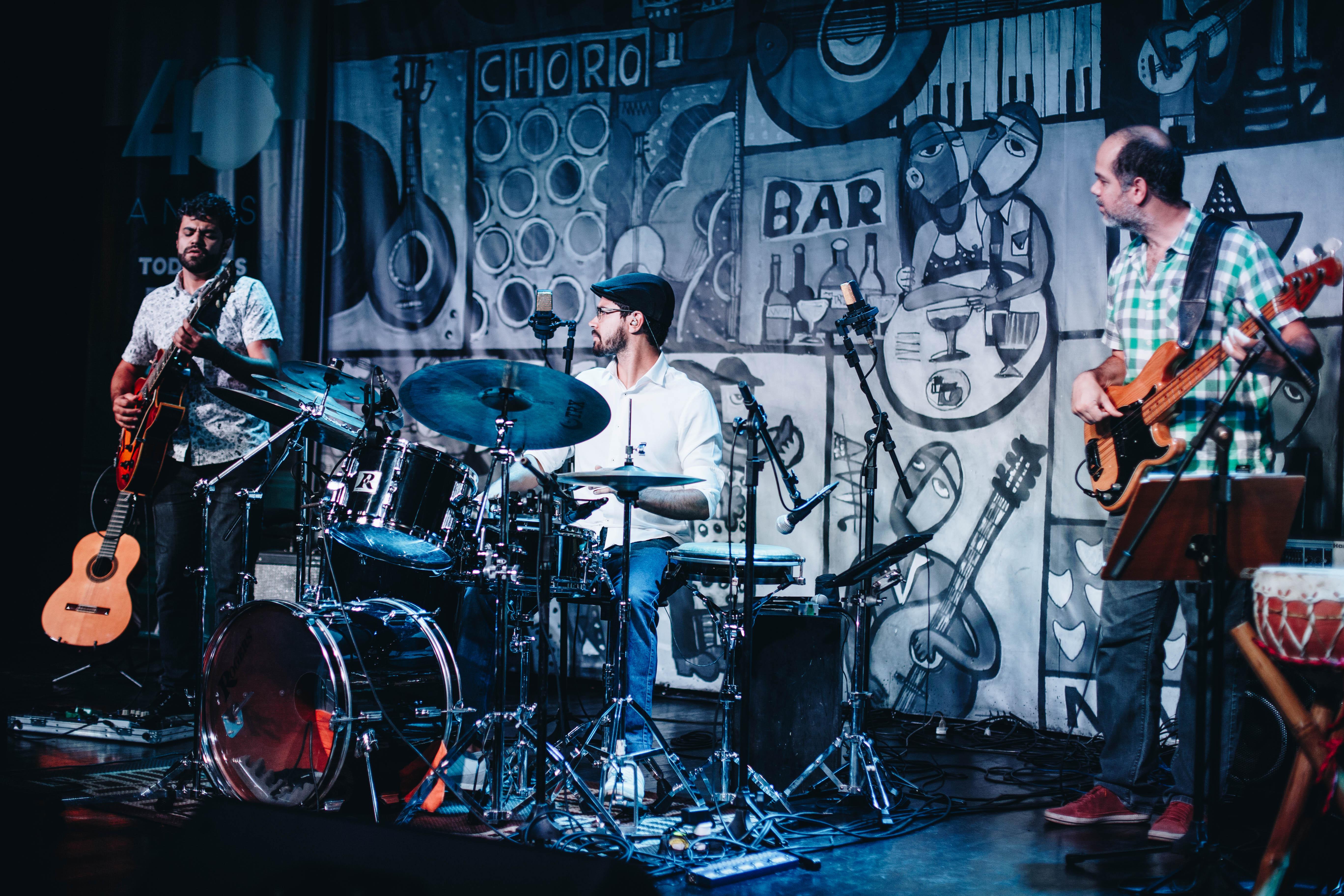 Pedrinho Augusto's Trio | 2017