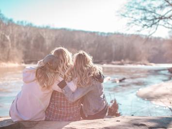 Que amizades construo e cultivo para mim?