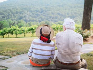 Caminho para a idade madura – O idoso