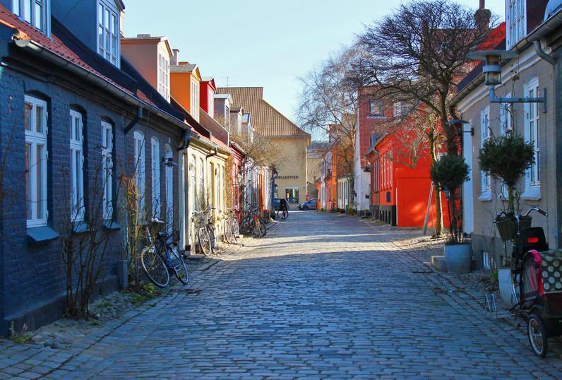 Aarhus Photo: E.K. Wilson