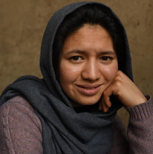 """Afghan returnee Kobra says learning = independence. ⠀ ⠀ The 27-year-old was born in Iran and lived as a refugee in Iran and Pakistan with her family before returning and settling in her home country, Afghanistan.⠀ ⠀ Kobra studies software engineering at Kabul University thanks to a DAFI scholarship. One of the first DAFI recipients in Afghanistan, Kobra dreams of someday teaching young people to use computers. She was interviewed by Fellow DAFI scholar and aspiring journalist Robina Raoufi.⠀ ⠀ """"If I couldn't study, I would feel paralyzed. I would be living my life as just a body in this world and would not be able to contribute to society,"""" says Kobra. ⠀ ⠀ Robina asked Kobra what she'd like to do after graduation.⠀ ⠀ """"I want to work in the national passport office to earn an income. I also want to teach on the side– it will be a way for me to support communities. I know what it is like to suffer from a poor education."""" ⠀   Photo: © UNHCR/Farzana Wahidy⠀"""