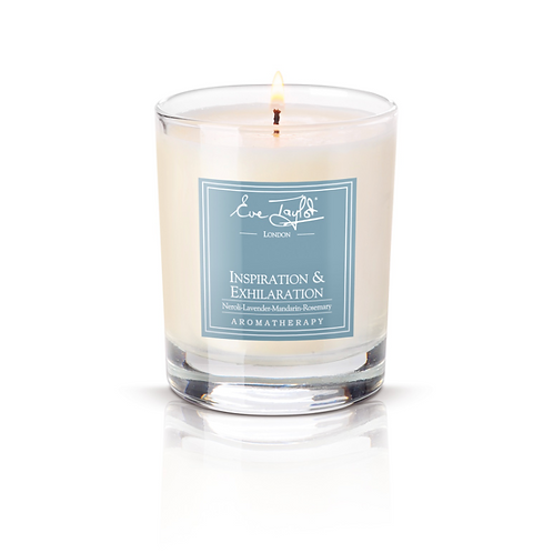 Inspiration and Exhilaration Massage Candle