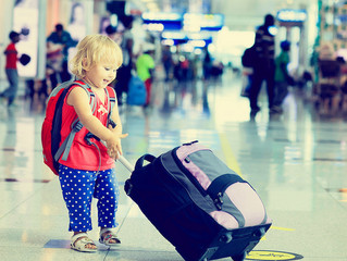 How To: Travel With Children
