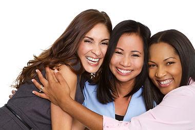 photo-three multiracial friends hugging.jpg
