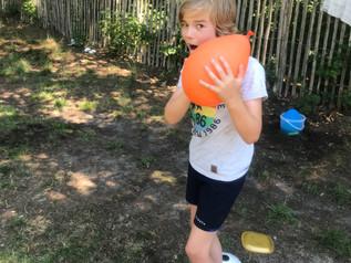 6de leerjaar: 2-daagse in de Kollebloem