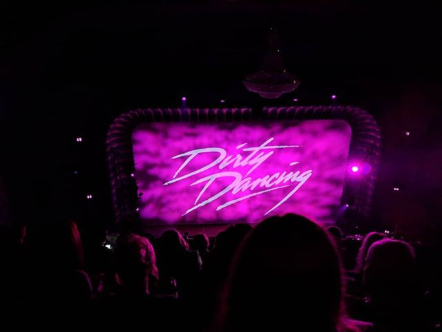 dirty dancing uk theatre production