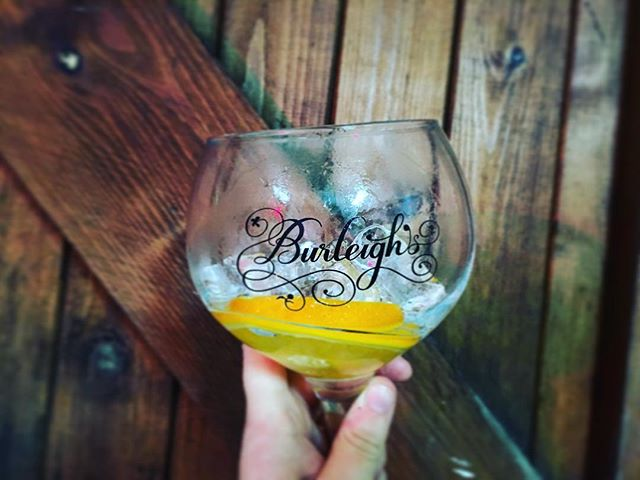 I visited the _burleighsgin_ distillery