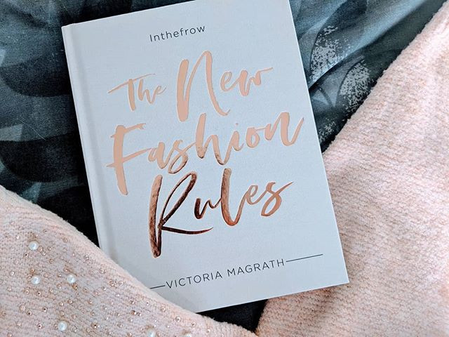 inthefrow the new fashion rules book victoria mcgrath