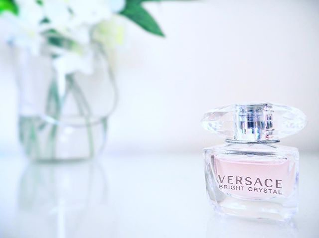 _versace_official Bright Crystal is fast