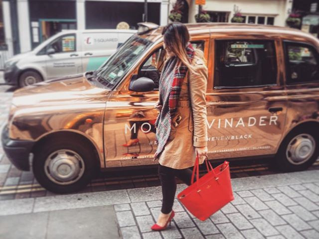 designer handbag kate spade bag monica vindader gold taxi