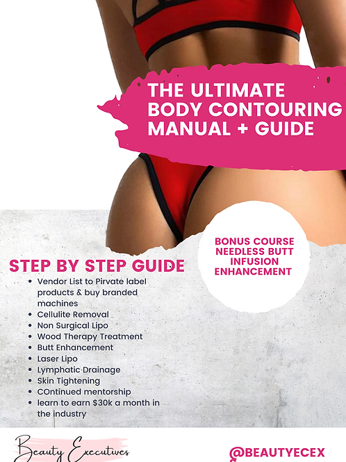 The Ultimate Body Contouring Manual