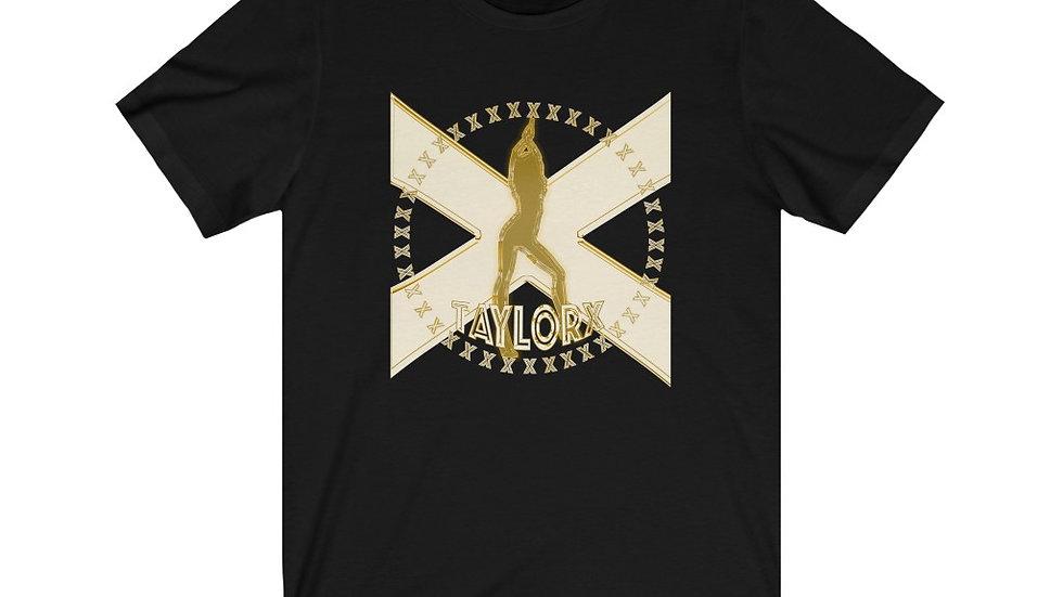 Gold Taylor X Unisex Jersey Short Sleeve Tee