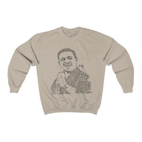 Teddy Afro Unisex Heavy Blend™ Crewneck Sweatshirt
