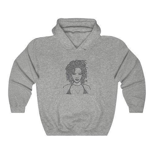 Miss Lauryn Hill Unisex Heavy Blend™ Hooded Sweatshirt