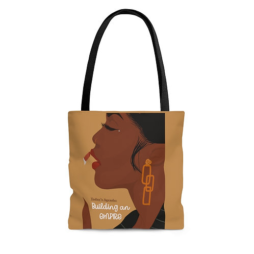 Building An Empire Tote Bag