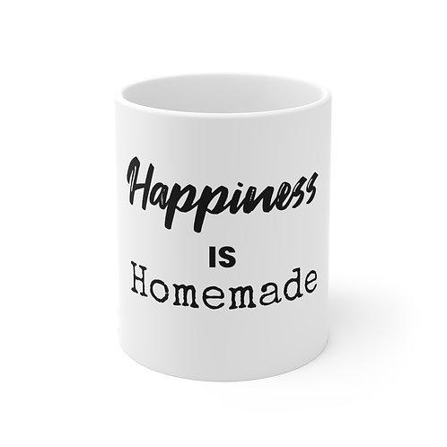 Happiness is Homemade Mug 11oz