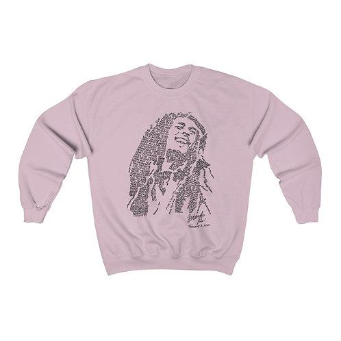 Bob Marley  Heavy Blend™ Crewneck Sweatshirt