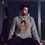 Thumbnail: I Kneel With Kap Unisex Heavy Blend™ Hooded Sweatshirt