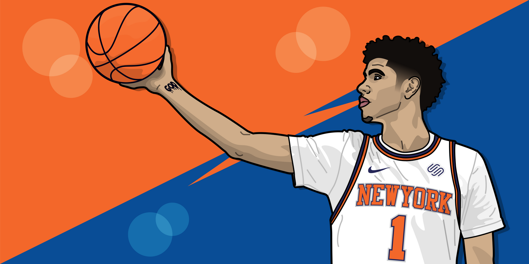 NBA Futures_Lamelo Ball_Knicks_xavierjde
