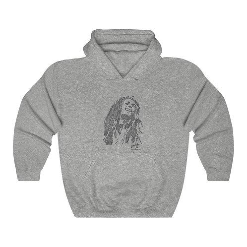 Bob Marley Unisex Heavy Blend™ Hooded Sweatshirt