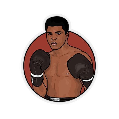 Muhammad Ali - Kiss-Cut Stickers