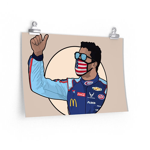 Bubba Wallace Posters