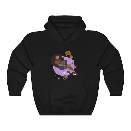 Lost And Found Heavy Blend™ Hooded Sweatshirt