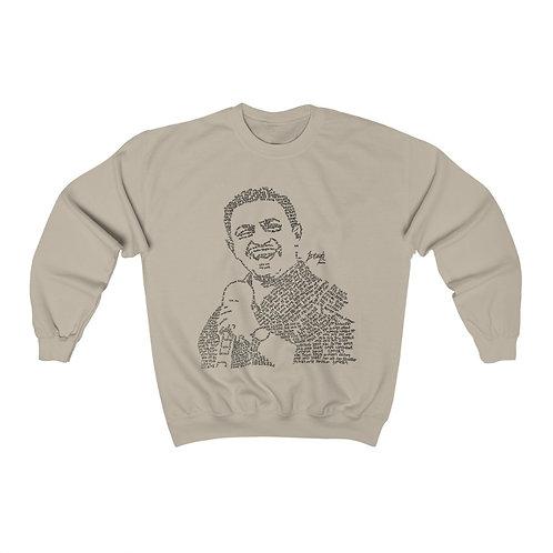 Teddy Afro Heavy Blend™ Crewneck Sweatshirt