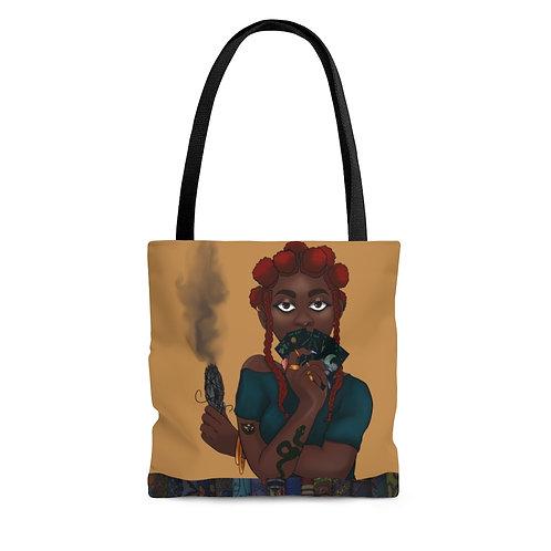 Bad Gyal Tote Bag