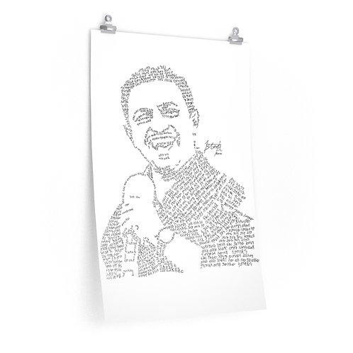 Teddy Afro Posters