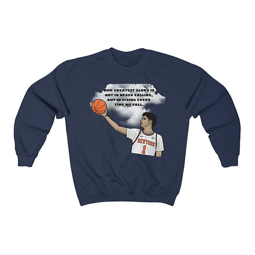 Lamelo Ball Unisex Heavy Blend™ Crewneck Sweatshirt