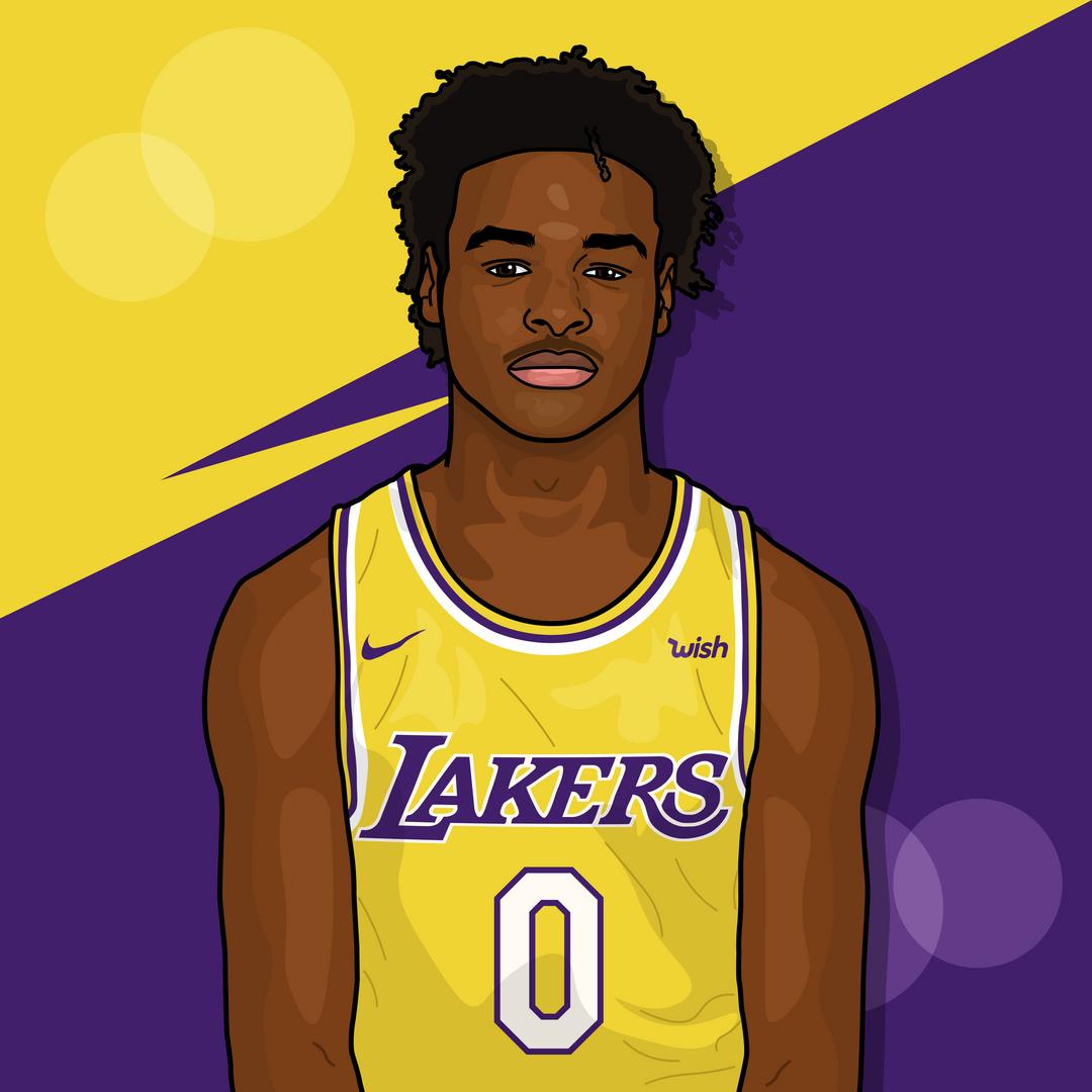NBA Futures_Bronny James_Lakers_xavierjd