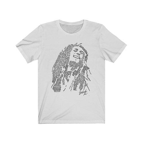 Bob Marley Unisex Jersey Short Sleeve Tee