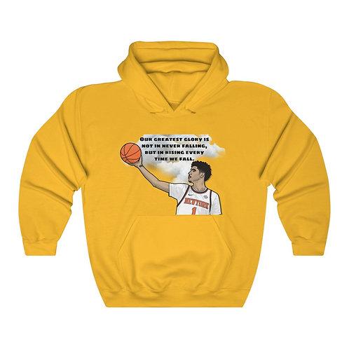 Lamelo Ball Unisex Heavy Blend™ Hooded Sweatshirt