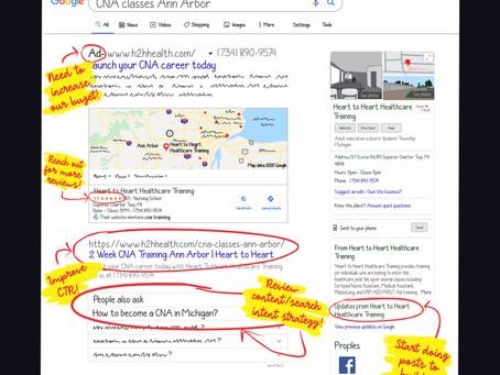 Tips to Get the Most Out of the SERPs