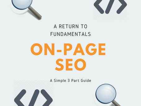 Part I On-Page Optimization: SERPs