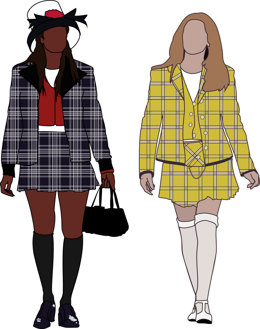Clueless Illustration