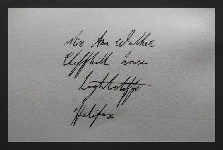 Gentleman Jack Threat Letter