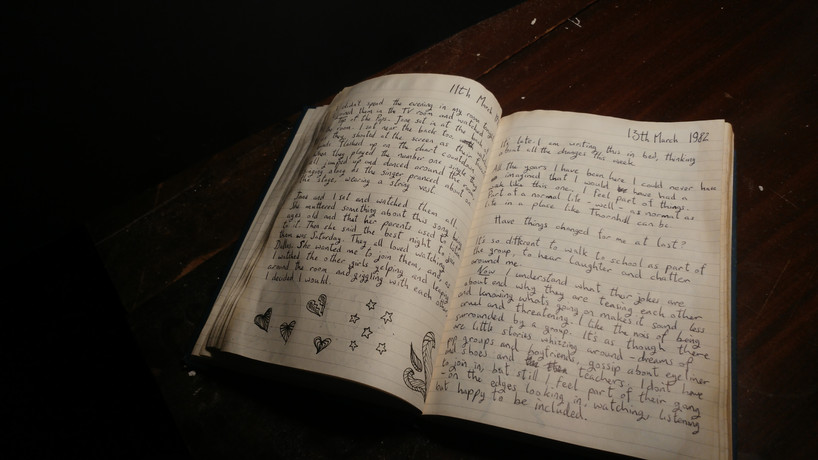 Thornhill - Mary's Diary (as seen in Pre