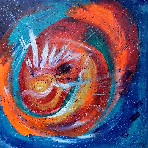 Ojo del Cosmos 1