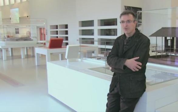 Projection vidéo « L'architecture en milieu rural »